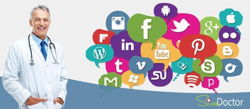 Mídias sociais para médicos e dentistas!