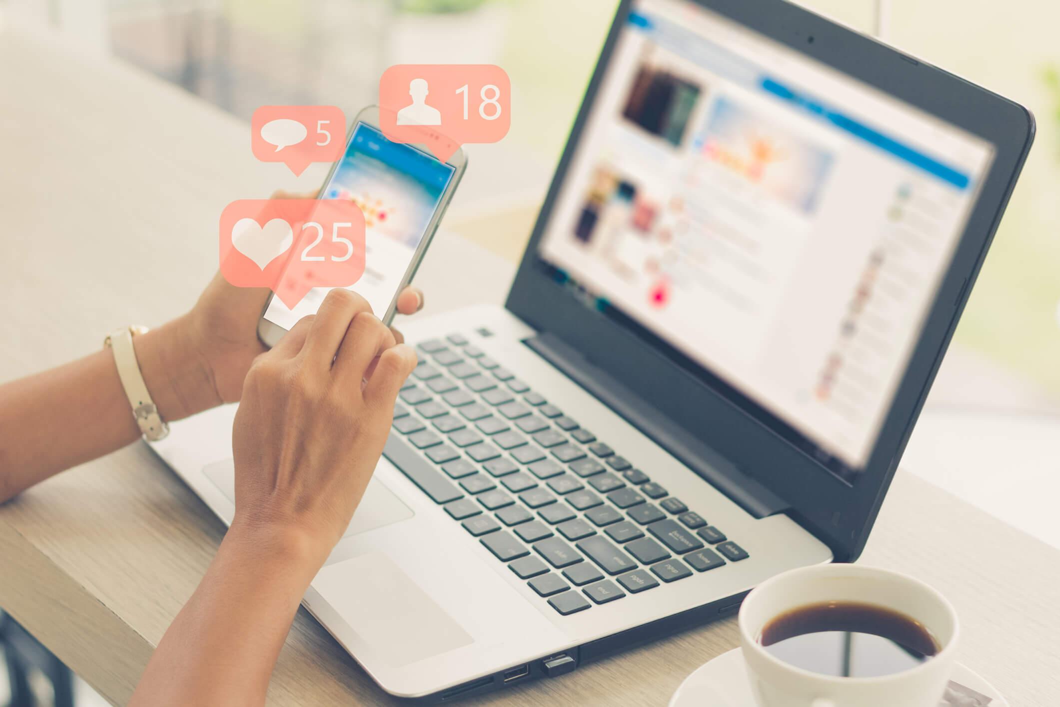 Entenda como utilizar as redes sociais para consultório aqui!