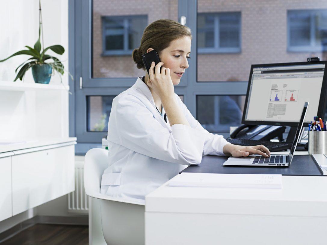 7 maiores benefícios do software de gestão para médicos